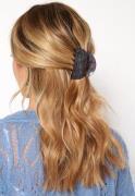 Becksøndergaard Dazzle Hairclip 6 Grey One size