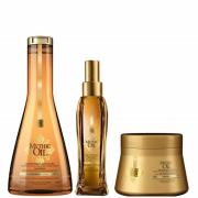 L'Oréal Professionnel Mythic Oil Shampoo, Masque and Oil Trio for Norm...