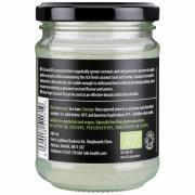 KIKI Health Organic Raw Virgin Coconut Oil 200 ml