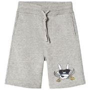 Livly Pirate Varsity Shorts Grey 6-12 m
