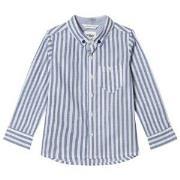 ebbe Kids Folland Shirt Navy Stripes 164 cm