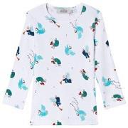 Anïve For The Minors Angel Print Long Sleeved T-Shirt 3 år