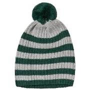 Lillelam Hat rib stripes Green 48/50 cm