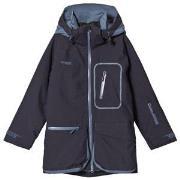 Bergans Knyken Insulated Jacket Dark Navy 128 cm (7-8 år)