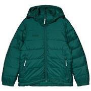 Bergans Green Rena Down Youth Windbreaker Jacket 128 cm (7-8 år)