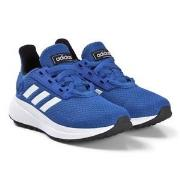adidas Performance Blue Duramo 9 Running Sneakers 32 (UK 13.5)