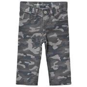 GAP Camo Denim Slim Jeans 3 år