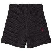 Bobo Choses B.C. Knitted Shorts Black 2-3 år