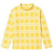 Unauthorized Dustin Sweater Yellow Lemon 6år/116cm