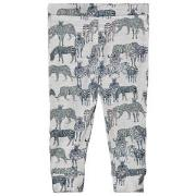 Petit by Sofie Schnoor Grey Melange Leggings 68 cm