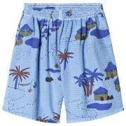 Bobo Choses Gombe Pants Heritage Blue 2-3 år
